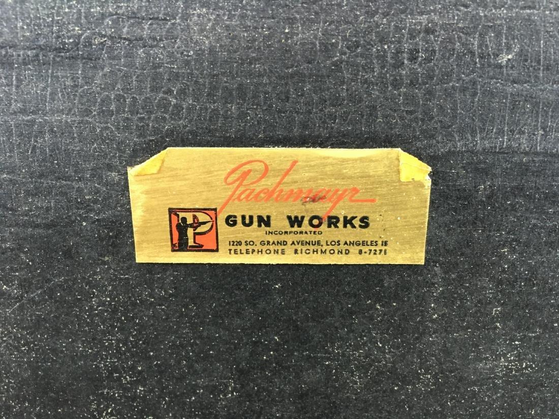 VINTAGE PACHMAYR GUN WORKS PISTOL CASE - 2