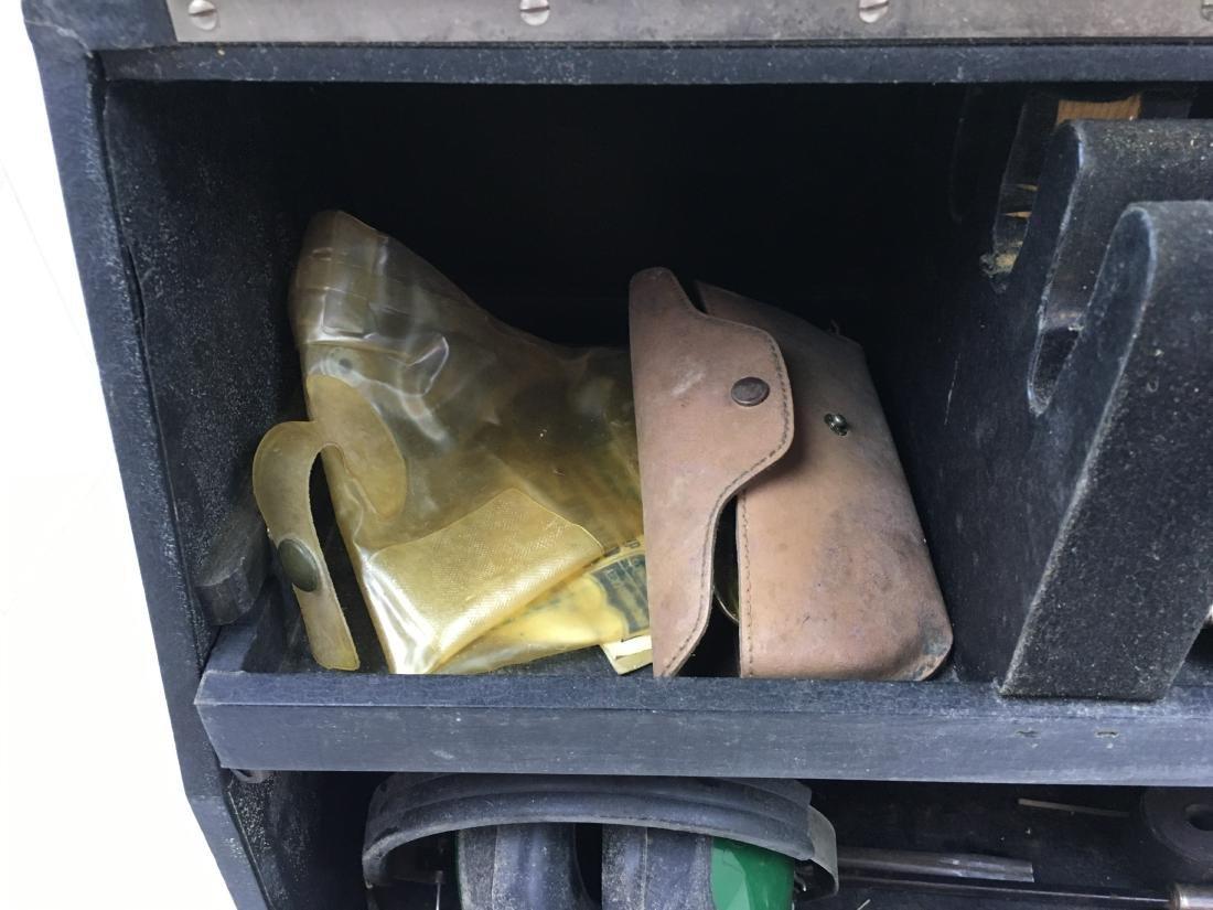 VINTAGE PACHMAYR GUN WORKS PISTOL CASE - 3