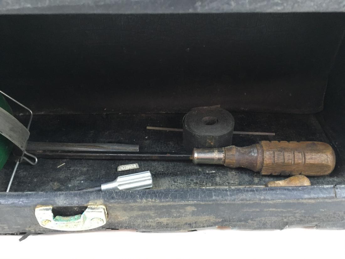 VINTAGE PACHMAYR GUN WORKS PISTOL CASE - 7