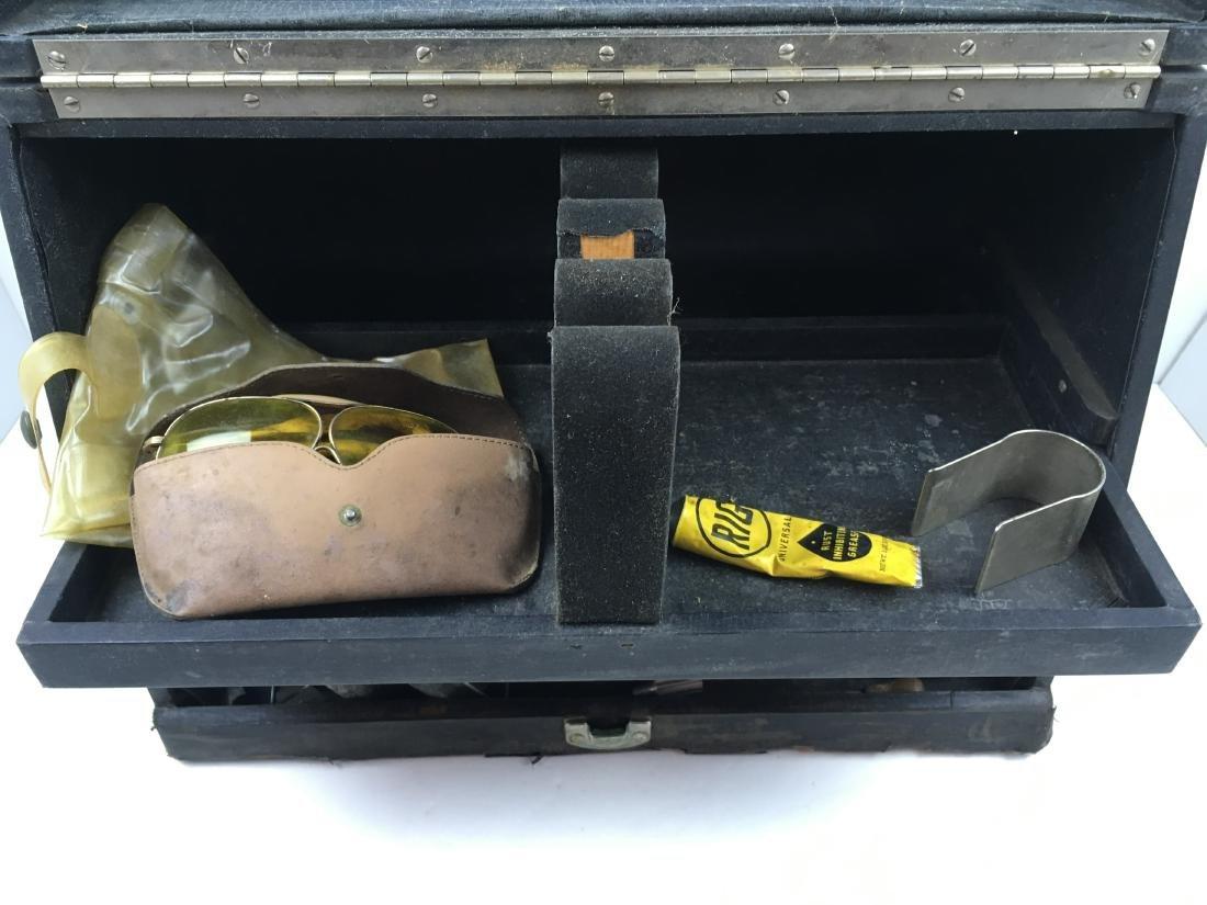 VINTAGE PACHMAYR GUN WORKS PISTOL CASE - 8