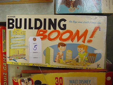 5: Building Boom Game By Kohner - The New Action Constr