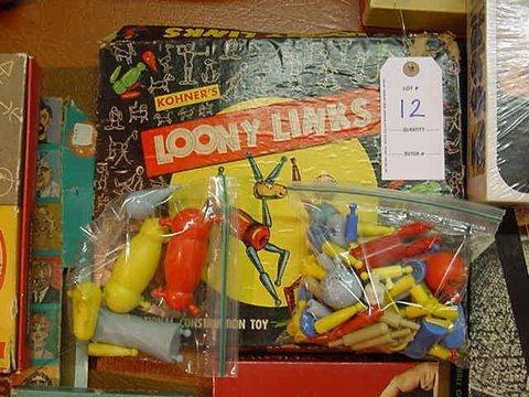 12: Kohner's Loony Links