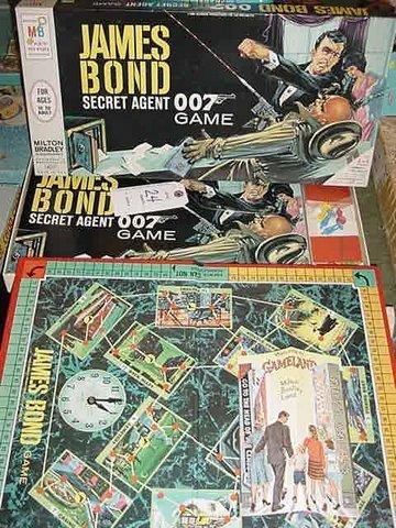 24: In Near Mint Condition! James Bond Secret Agent 007