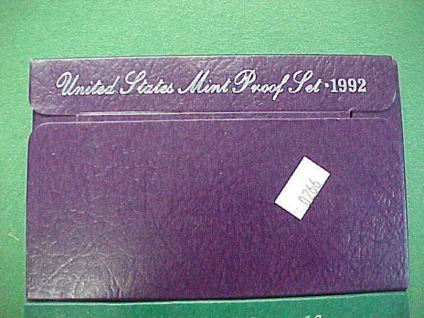 21C: Group of Mint Proof Sets - 92/94/96/97