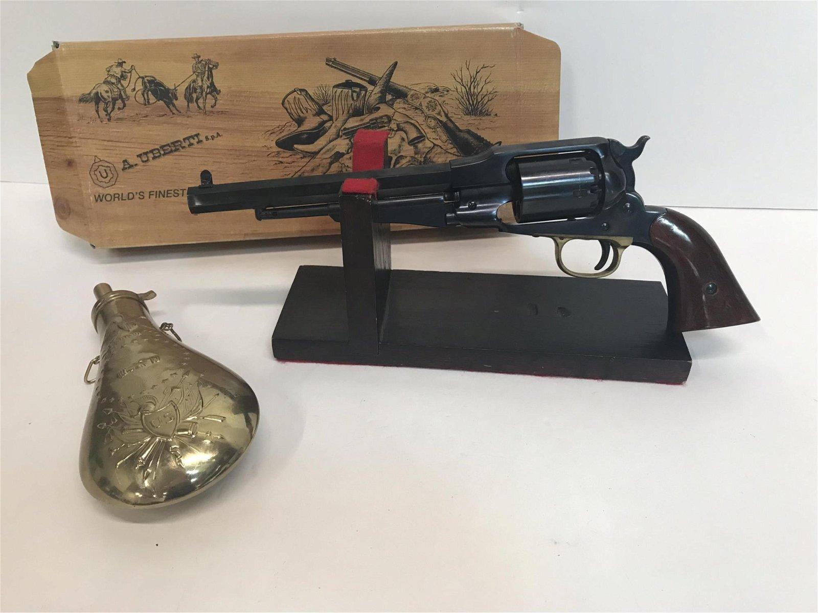 A. UBERTI 1858 NEW IMPR. ARM REPLICA