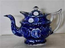 Historical Blue Staffordshire
