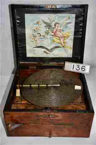 Adler/Fortuna Model 230 Music Box