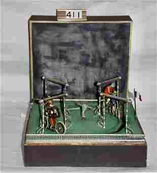 French Bicycle Racing Gambling Machine