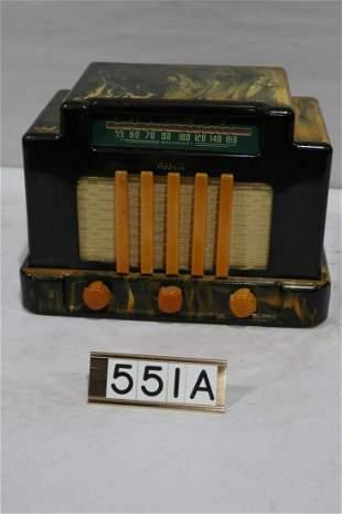 Excellent Addison Catalin Radio