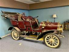 1907 Buick Model F Touring Car