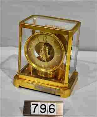 LeCoultre Atmos Style Clock