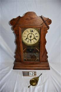 New Haven Clock Company Shelf Clock