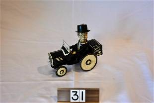 Charles McCarthy Auto Toy