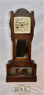 Rare Reed's Gilt Edge Tonic Advertising Clock