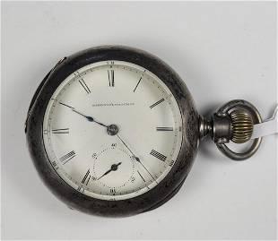 Elgin National Hunting Case Pocket Watch