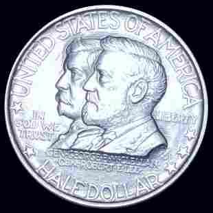 1937 Antietam Half Dollar UNCIRCULATED