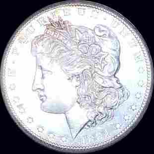 1884-CC Morgan Silver Dollar UNCIRCULATED