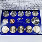 2007 Philadelphia US Mint Uncirculated Coin Set