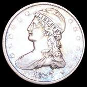 1837 Capped Bust Half Dollar XF