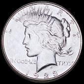 1923-D Silver Peace Dollar UNCIRCULATED