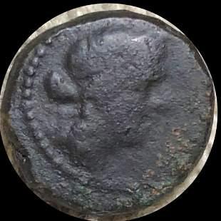 AE 15 Macedon Amphipolis Coin NICELY CIRC