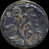 167-110 BC Phoenicia Arados Coin NICELY CIRC