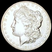 1895-S Morgan Silver Dollar CLOSELY UNCIRCULATED