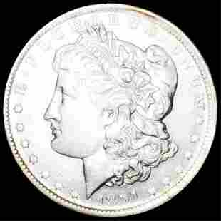 1891-O Morgan Silver Dollar UNCIRCULATED