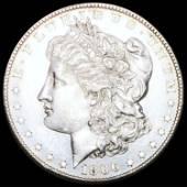 1886-S Morgan Silver Dollar UNCIRCULATED