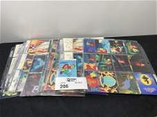 THE LITTLE MERMAID TRADING CARDS ONE BOX SET IN ORGINAL