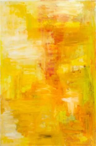Evangeline Montgomery - Untitled (Abstract)