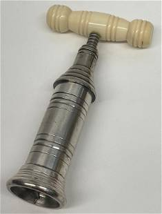 Fine Quality Chrome Plated Corkscrew