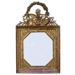 9th C French Napoleonic Mirror