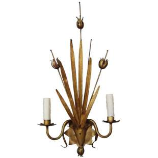 Tole Sconce