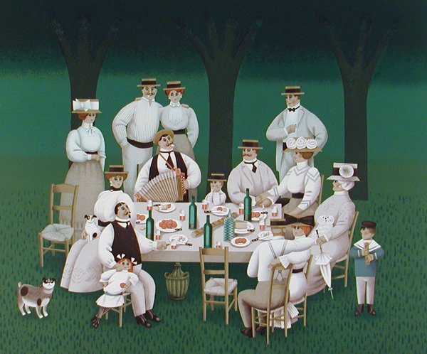 "BALET, JAN ""PICNIC IN 3/4 TIMES"""