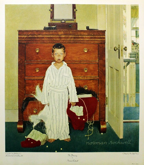 "ROCKWELL, NORMAN ""THE DISCOVERY"""