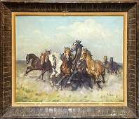 """Viski, Janos """"Wild Horses"""""""
