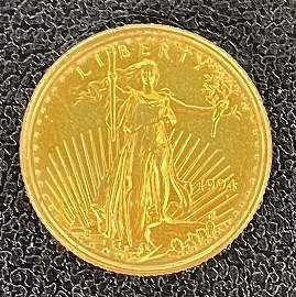 1994 $5 Gold American Eagle