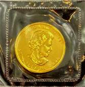 2006 Canadian Gold Maple Leaf $20