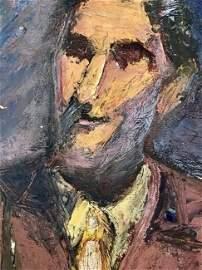 Claude Clark (1915-2001)  Portrait of a Man