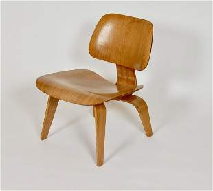 Charles and Ray Eames LCW 1950s