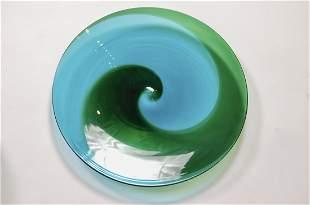 Tapio Wirkkala 'Coreano' Platter for Venini