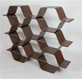 Bill Curry Honeycomb Shelf System for Design Line