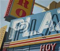 Photorealism Painting Acrylic on Canvas