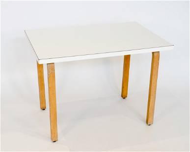 Alvar Aalto Style Desk / Console Table