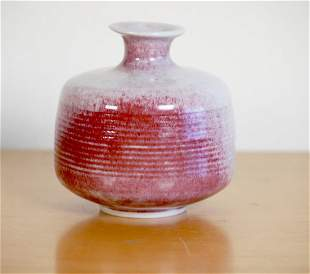 Laura Andreson Weed Pot in Porcelain