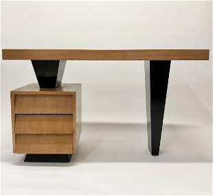 Post-War Modernist Desk Attrib. Barzilay of California
