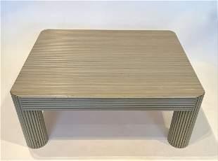 Post-War Custom Square Coffee Table