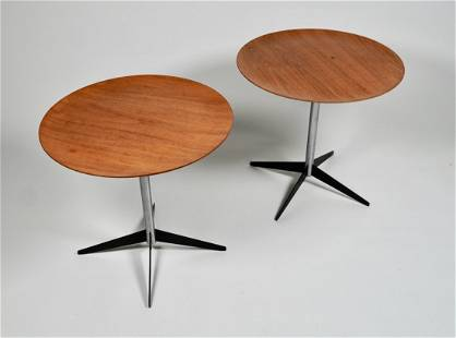 Pair of rare George Nelson Side Tables