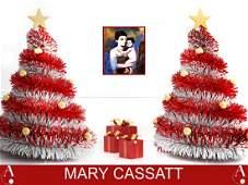Mary Cassatt : Original Painting